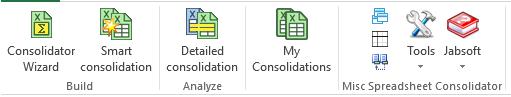 Model Builder for Excel, Robust set of Excel tools
